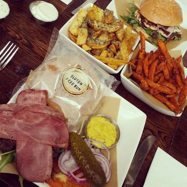 Link to gift vouchers at Handmade Burger Company